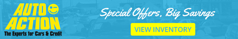 Special Offers and big savings on used car inventory