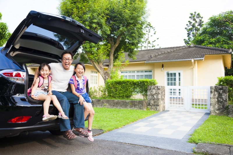 family in car | used cars arizona