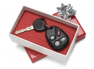 gift with keys in box from used cars dealers in phoenix az