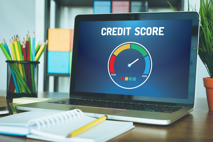 credit score representing bad credit auto loans az