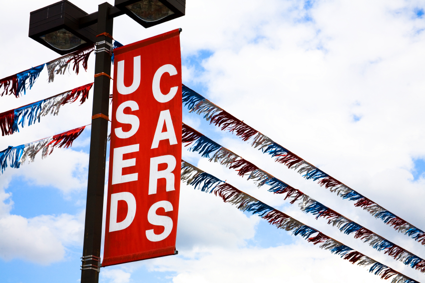 sign for Used Cars in Phoenix